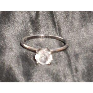 New Cz Ring Size 11 Womens Solitaire Engagement